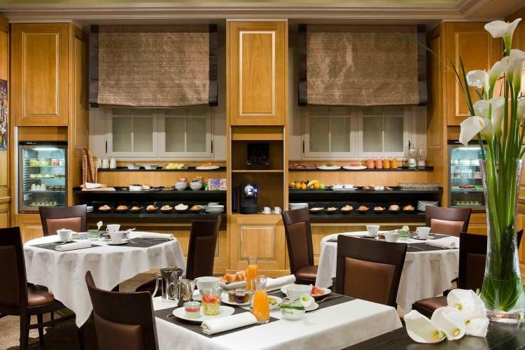 Hôtel Baltimore Paris - Petit déjeuner