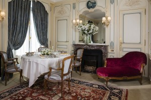 Hotel Raphael Junior Suite Deluxe Paris