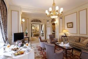 Hotel Raphael Paris Suite d'etat