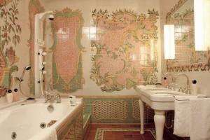 Hotel Raphael Suite Penthouse salle de bain