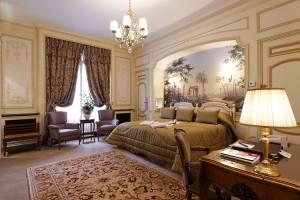 Hotel Raphael Suite d'etat chambre