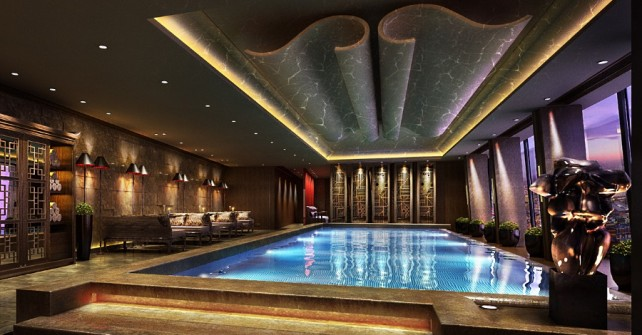 Inauguration de l'Hôtel Shangri-La The Shard Londres Mai 2014