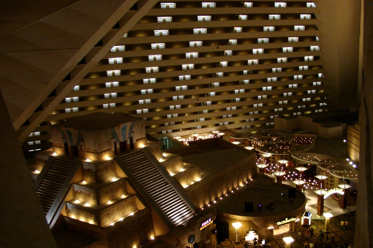 Luxor Las Vegas Hotel and Casino Luxury Hotel in Las Vegas