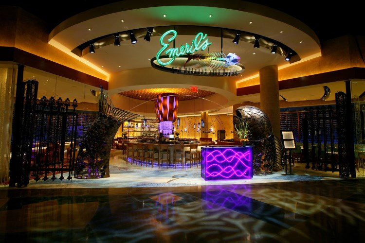 MGM Las Vegas - Emeril's