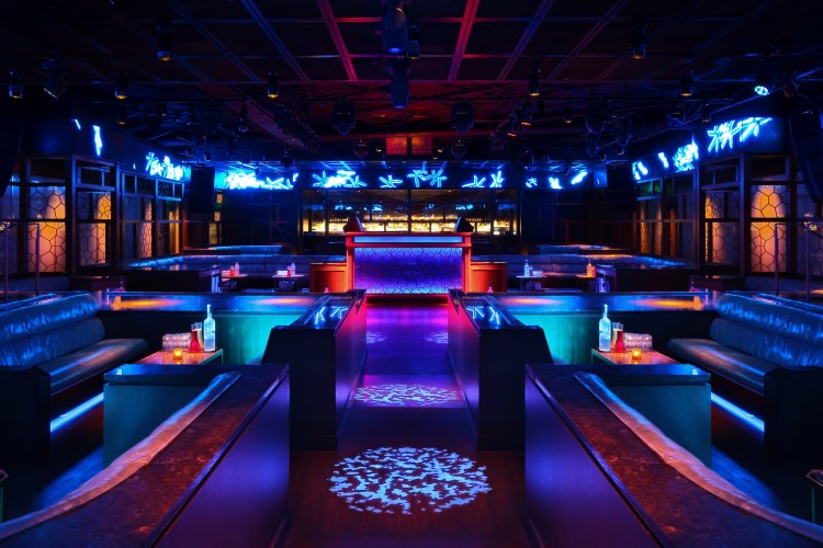 MGM Las Vegas - Lingling Night Club