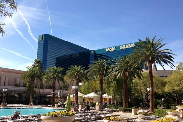 MGM Las Vegas - Pool