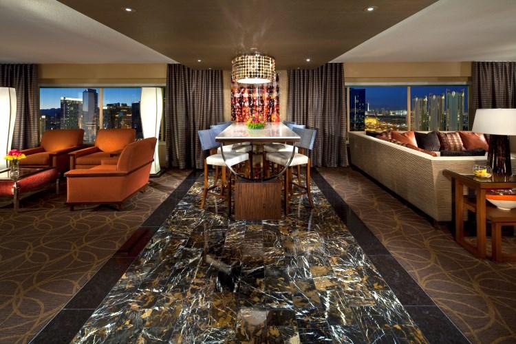 MGM Las Vegas - Skyline Marquee Suite