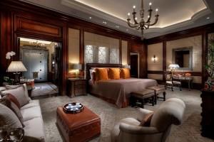 Marcus Aurelius - Master bedroom