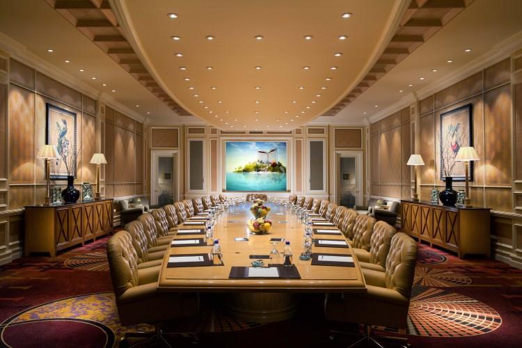 Mirage Las Vegas - Nassau Boardroom