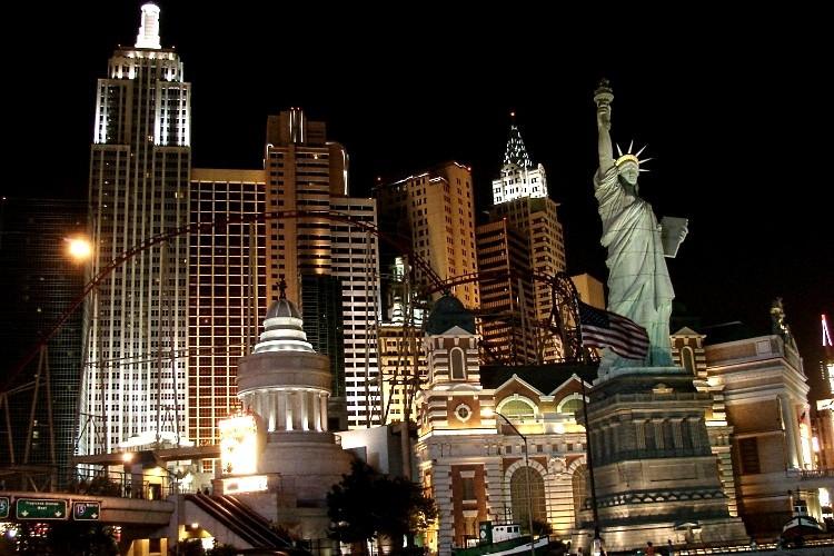 New York – New York Las Vegas Hôtel Casino