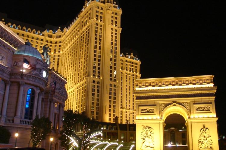Hôtel Paris Las Vegas Casino - Hôtel