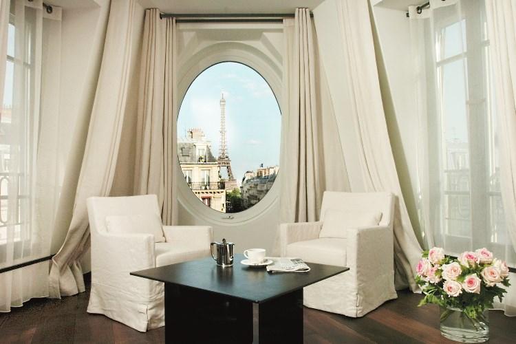 Radisson Blu Le Metropolitan - Eiffel Suite