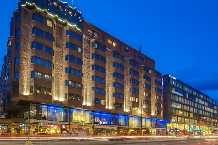 Radisson Blu Royal Viking Stockholm