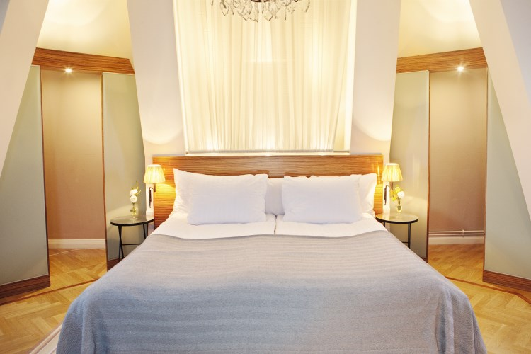 Radisson Blu Strand Stockholm - Tower Suite