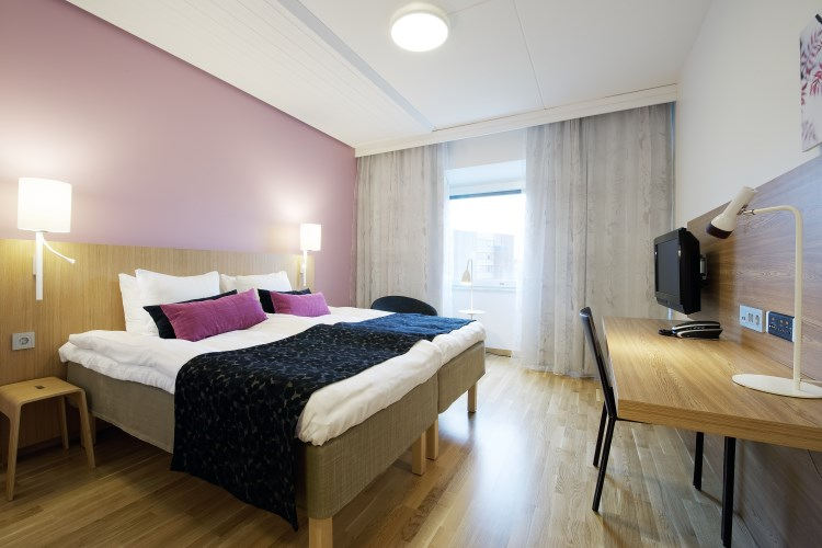 Scandic Infra City - Guest Room