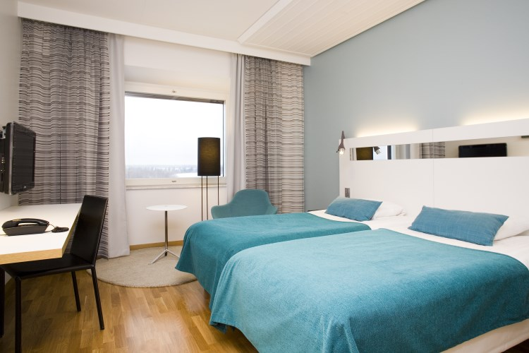 Scandic Infra City - Standard Twin Room
