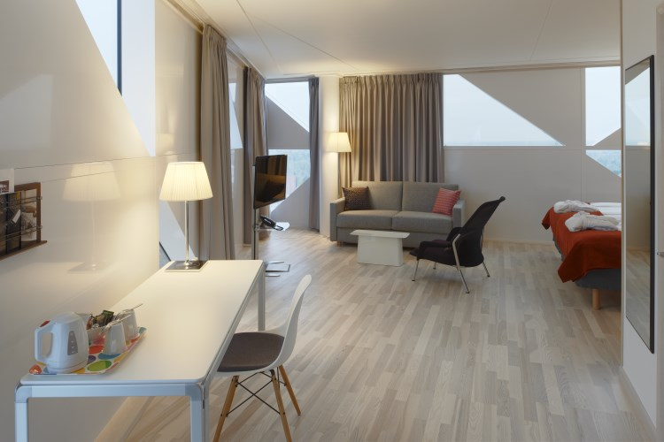 Scandic Victoria Tower - Family Room