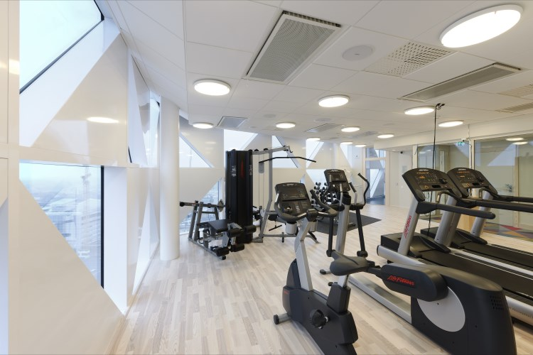 Scandic Victoria Tower - Fitness center