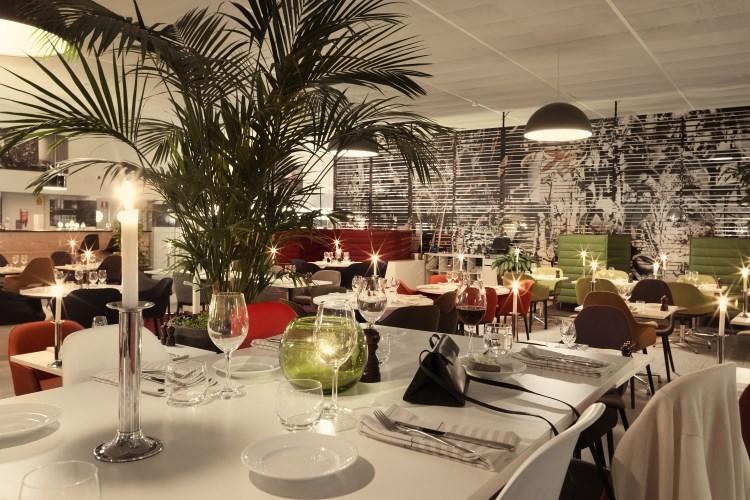 Scandic Victoria Tower - Restaurant