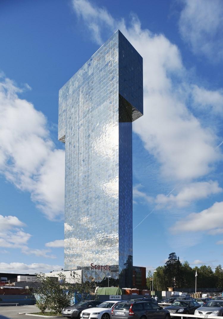 Scandic Victoria Tower