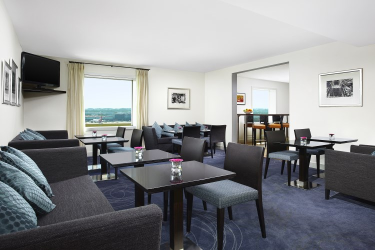 Sheraton Aéroport d'Amsterdam - Club Lounge