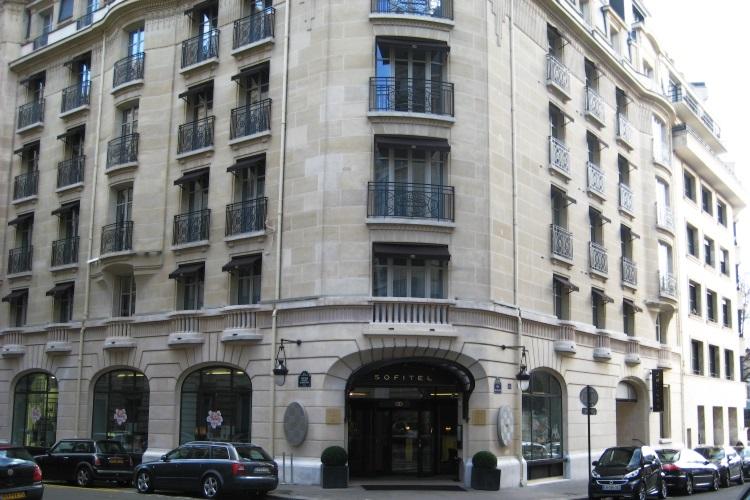 Hôtel Sofitel Paris Arc de Triomphe - Hôtel