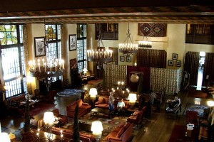 The Ahwahnee hotel Yosemite Village