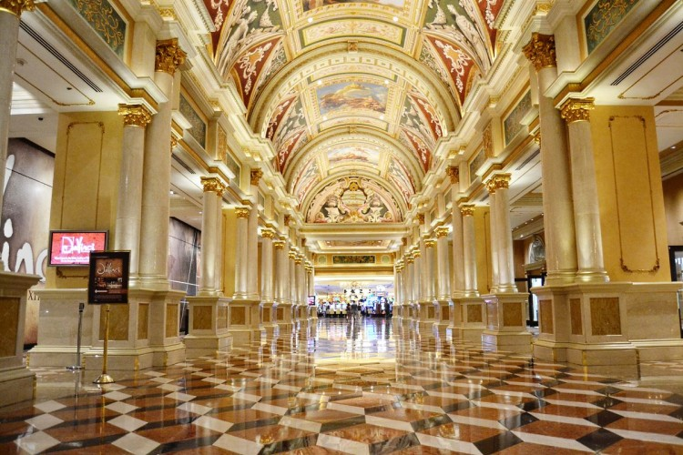 The Venetian Las Vegas Resort Hotel & Casino