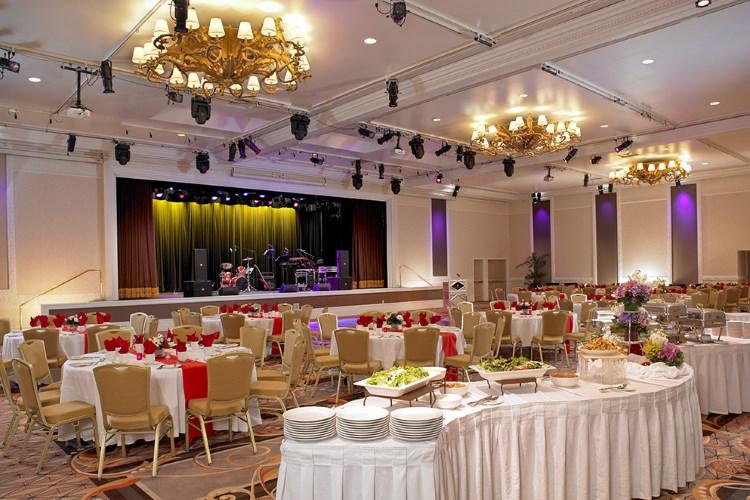 Treasure Island Las Vegas - Ballroom Facilities