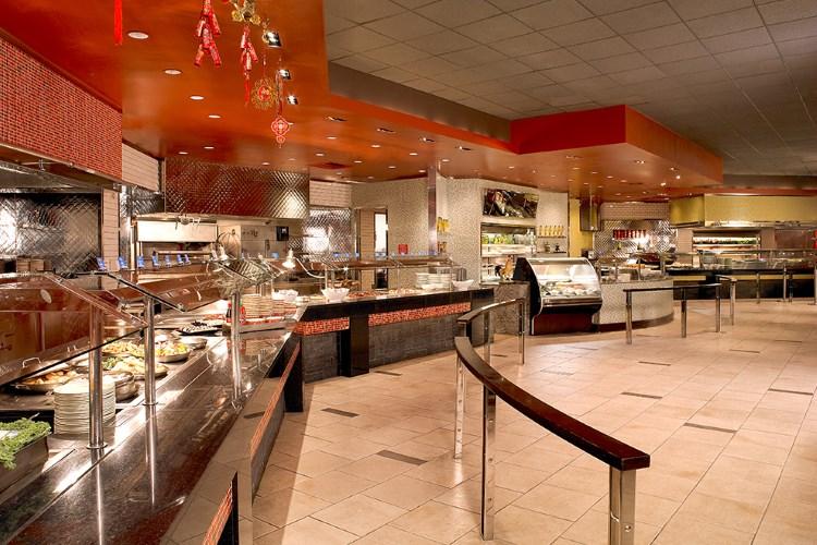 Treasure Island Las Vegas - Buffet Restaurant
