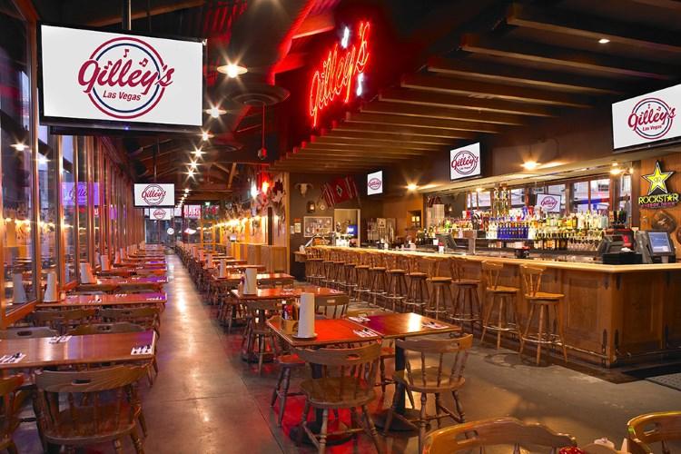 Treasure Island Las Vegas - Restaurant Gilley's