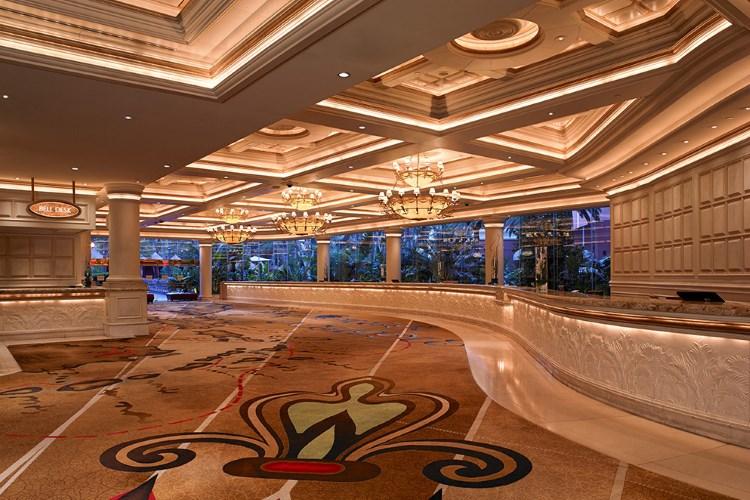 Treasure Island Las Vegas - Lobby de l'hôtel