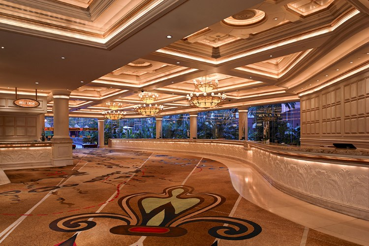 Treasure Island Las Vegas - Hotel Lobby