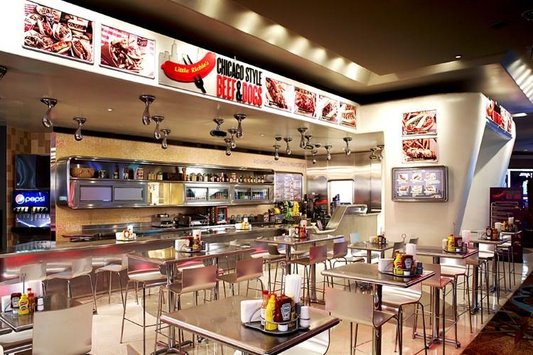 Treasure Island Las Vegas - Little Richies Restaurant