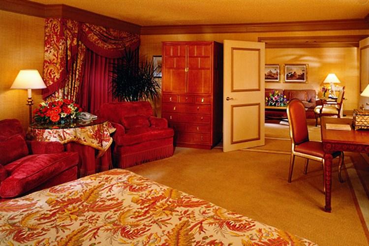 Treasure Island Las Vegas - Luxury Suite