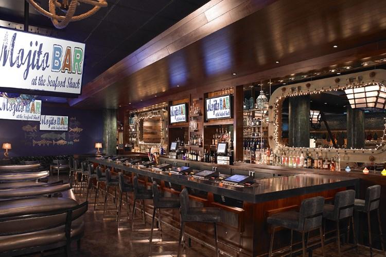 Treasure Island Las Vegas - Mojito Bar Restaurant