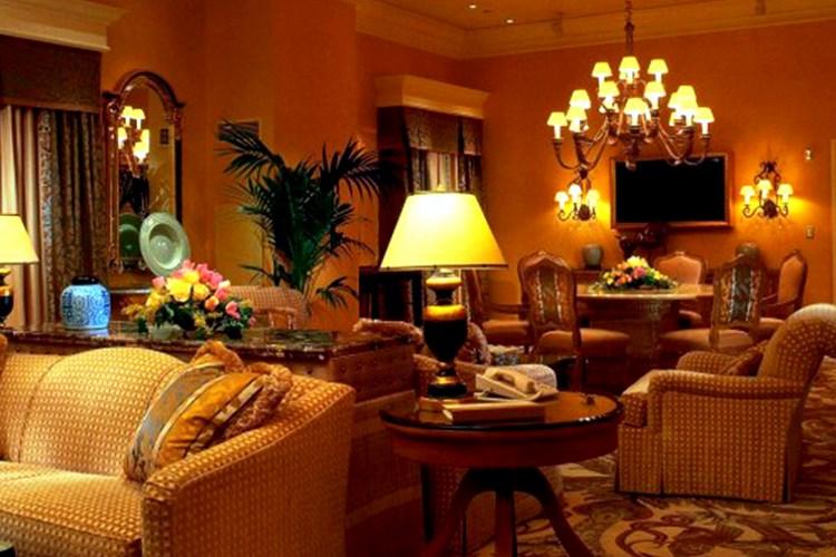 Treasure Island Las Vegas - Penthouse Suite