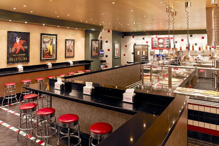 Treasure Island Las Vegas - Pizzeria Francesco's
