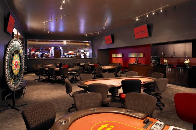 Treasure Island Las Vegas - Poker Room