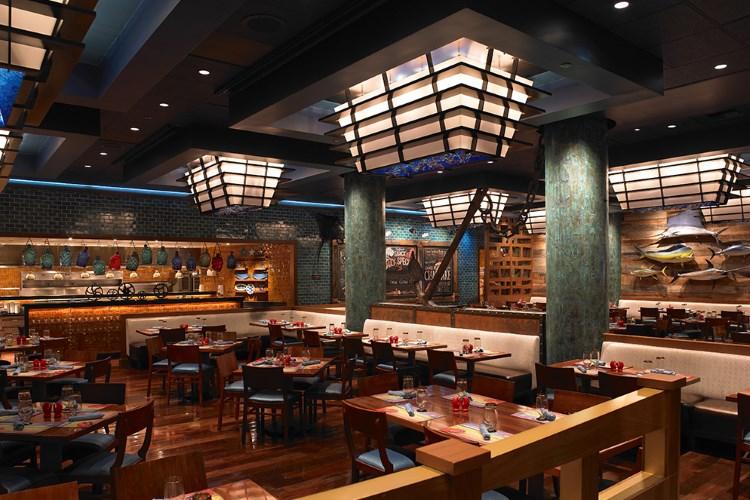 Treasure Island Las Vegas - Seafood Shack Restaurant
