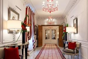 Villa Majestic main corridor