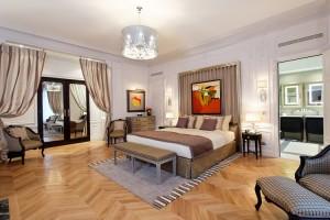 Prestige Suite bedroom