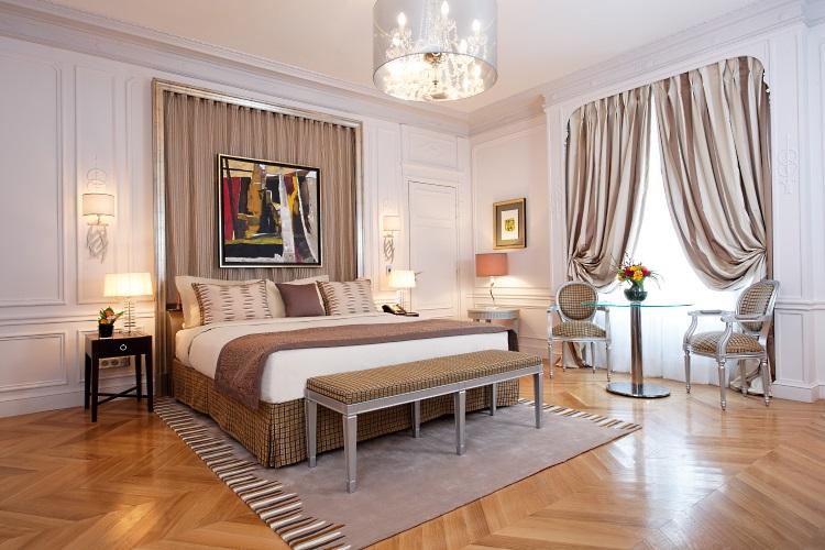 Villa h tel majestic paris h tel de luxe paris france - Chambre luxe paris ...