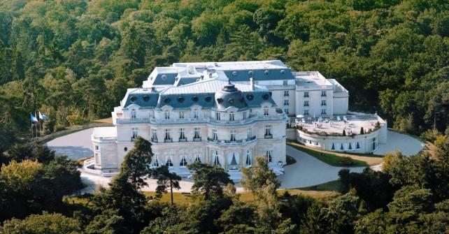 Sunday Brunch at the Tiara Hotel Mont Royal Chantilly