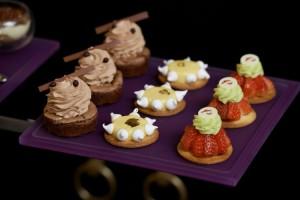 Desserts du brunch du Fouquet's Barrière