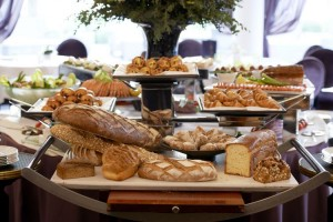 Fouquet's Barriere brunch buffet