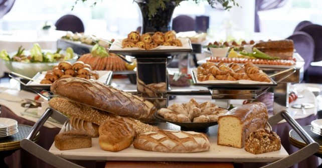 Fouquet's Barriere Brunch in Paris