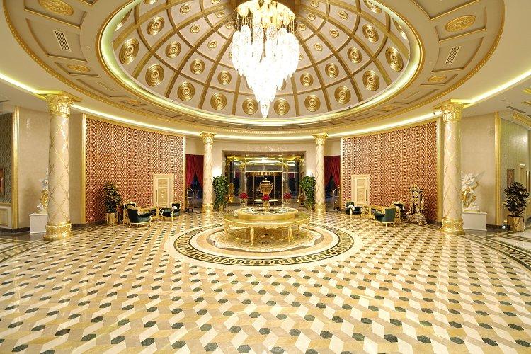 Lobby Jumeirah Bodrum Palace