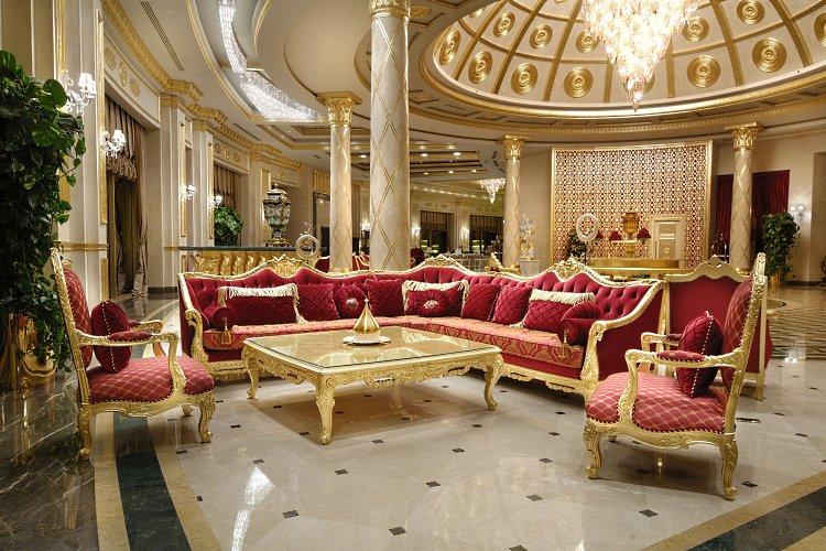 Salon Jumeirah Bodrum Palace