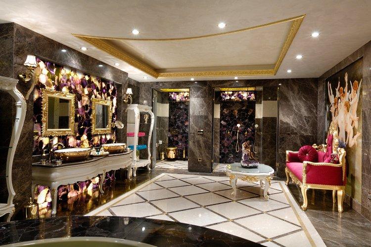 Salle de bains Bodrum Palace